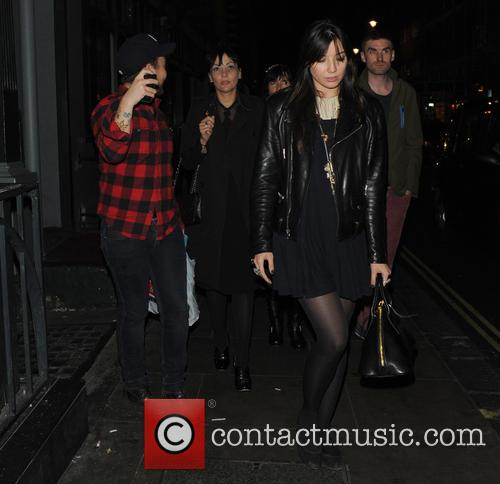 Daisy Lowe, Pearl Lowe, The Groucho