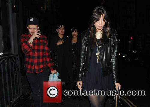 Daisy Lowe and Pearl Lowe 4