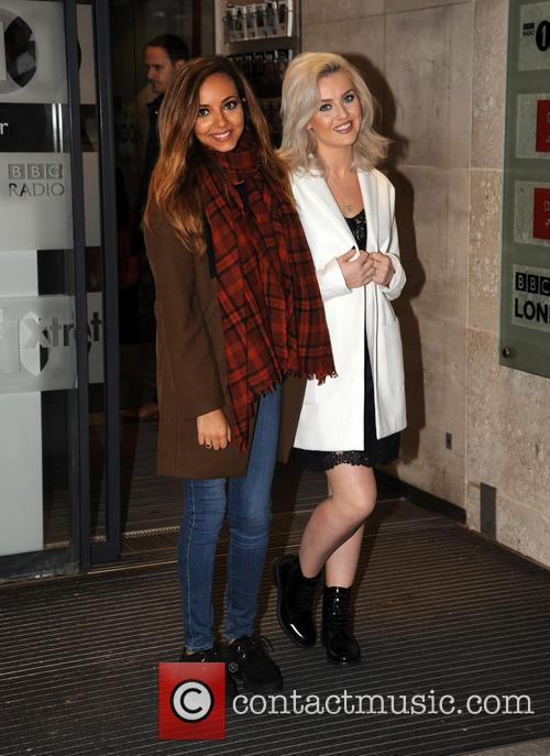 Jade Thirlwall and Perrie Edwards 2