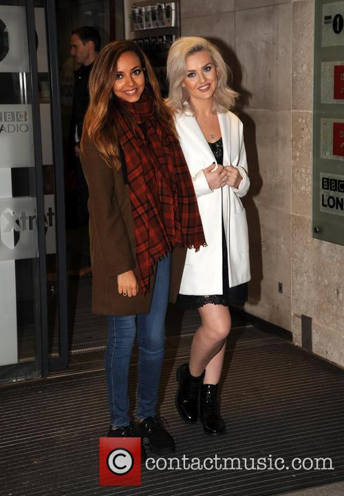 Jade Thirlwall and Perrie Edwards 4