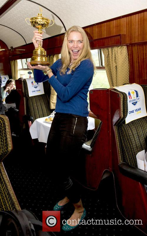 jodie kidd jodie kidd poses with the 3878333