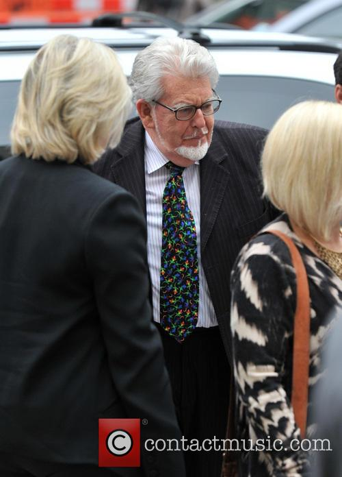 Rolf Harris and Alwen Harris 9