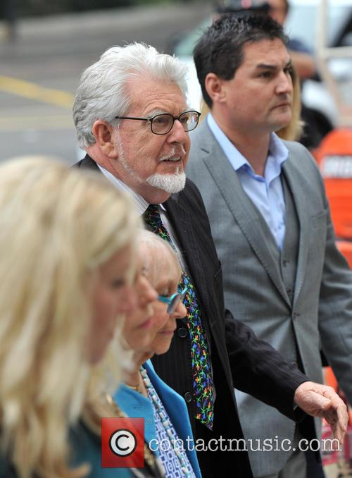 Rolf Harris and Alwen Harris 10