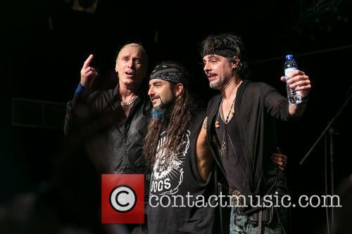 Richie Kotzen, Bill Sheehan and Mike Portnoy
