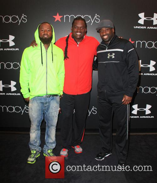 The Under Armour Big Stage Event