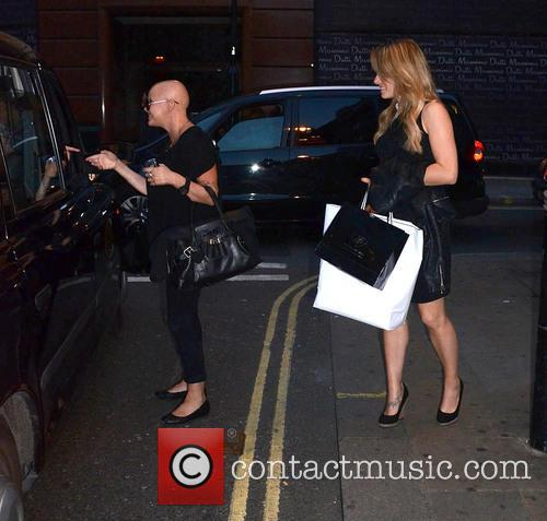 Gail Porter and Sian Welby 1