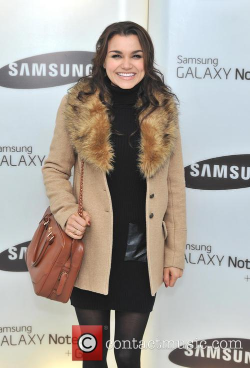Samantha Barks 5