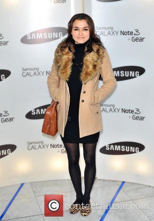 Samantha Barks 3
