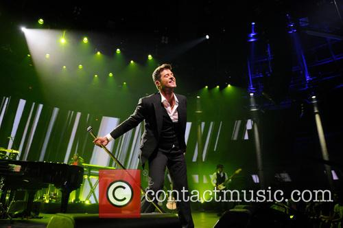 Robin Thicke In Concert
