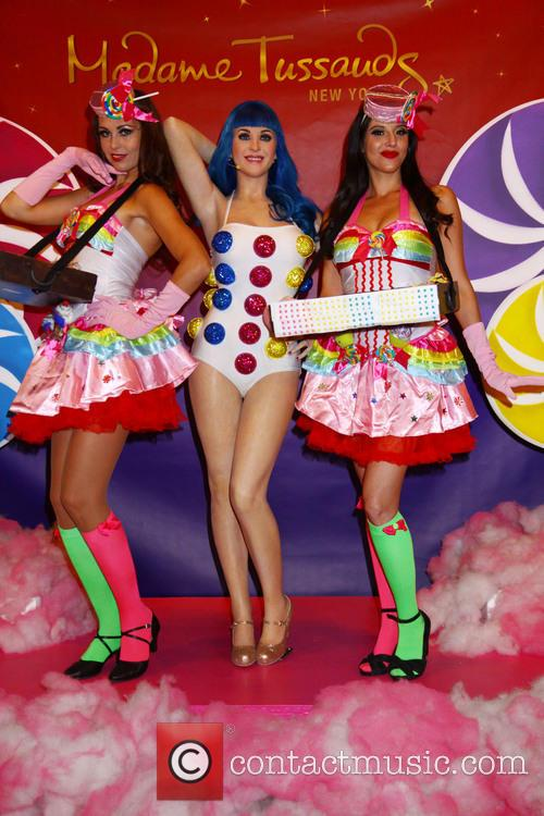 Katy Perry and Candyland Theme Wax 4