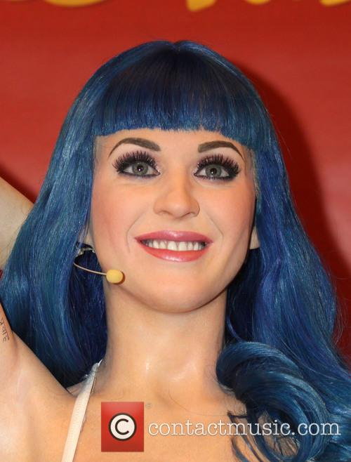 Katy Perry In Wax 1