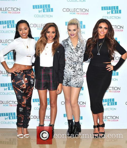 Perrie Edwards, Jesy Nelson, Jade Thirwall and Leigh-anne Pinnock 2