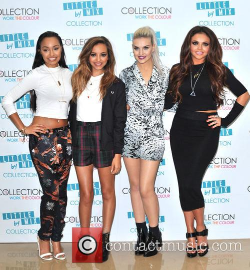 Perrie Edwards, Jesy Nelson, Jade Thirwall and Leigh-anne Pinnock 3