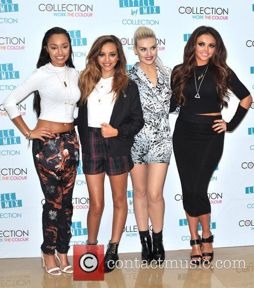 Perrie Edwards, Jesy Nelson, Jade Thirwall and Leigh-anne Pinnock 4