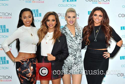 Perrie Edwards, Jesy Nelson, Jade Thirwall and Leigh-anne Pinnock 6
