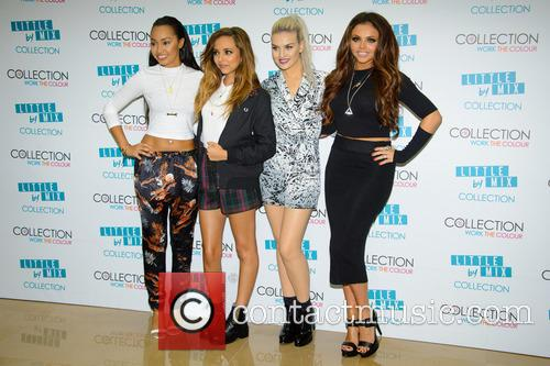 Little Mix and Launch 11