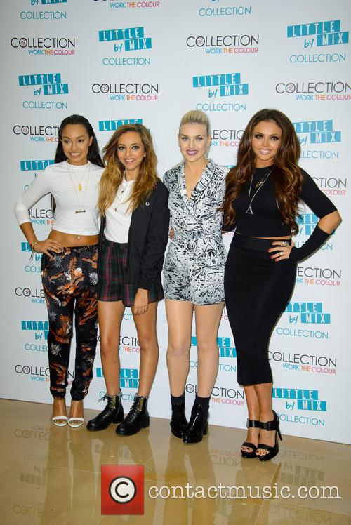 Little Mix and Launch 3