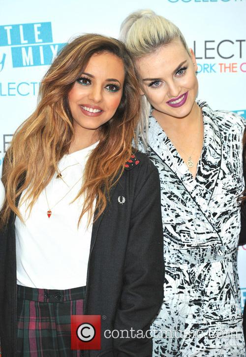 Perrie Edwards and Jade Thirwall 11