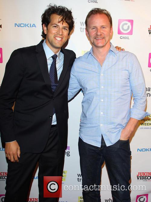 Morgan Spurlock and Drew Baldwin 3