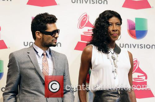 Draco Rosa and Natalie Cole 8