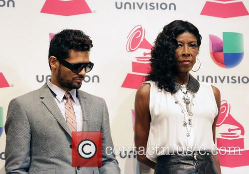 Draco Rosa and Natalie Cole 9