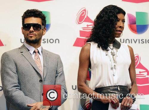 Draco Rosa and Natalie Cole 10