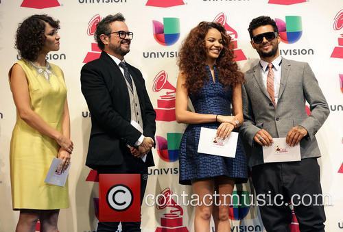 Latin Grammy Awards, Gaby Moreno, Aleks Syntek, Leslie Grace and Draco Rosa 11