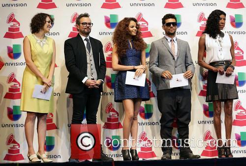 Gaby Moreno, Aleks Syntek, Leslie Grace, Draco Rosa and Natalie Cole 4