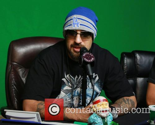 Cypress Hill, Louis Freese and B-real 6