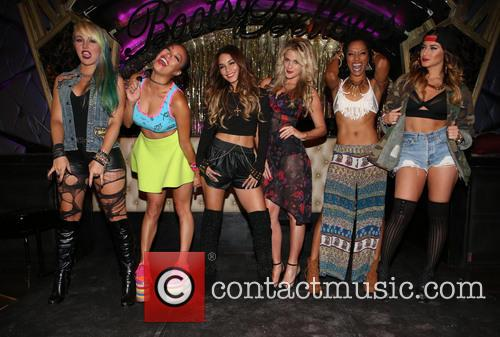 Brooke Adams, Nori Juliano, Vanessa Hudgens, Laura New, Dominique Domingo and Jamie Ruiz 3