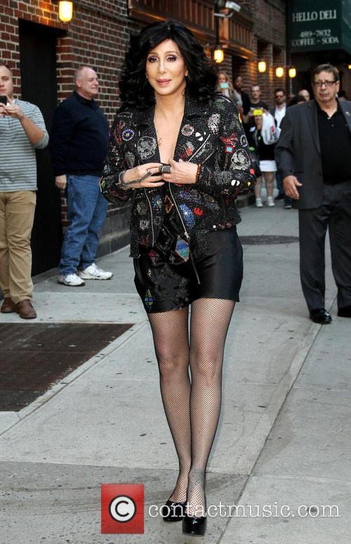 cher late show with david letterman 3880222