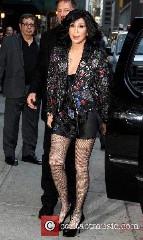 cher late show with david letterman 3880231