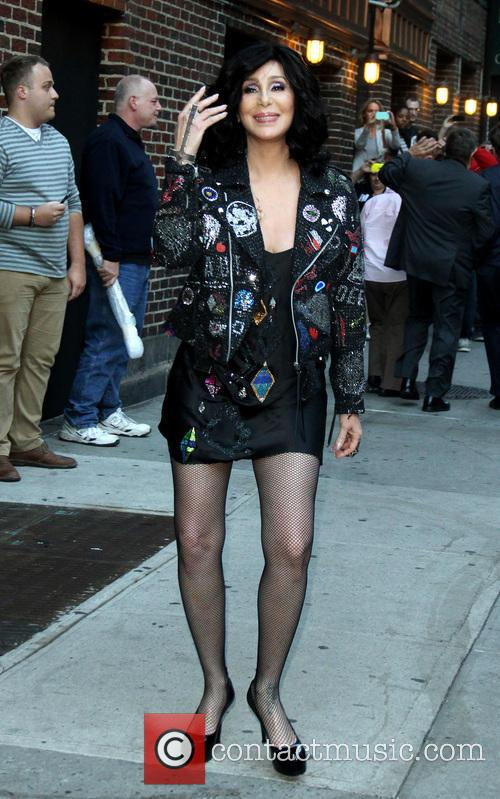 cher late show with david letterman 3880234