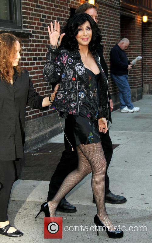 cher late show with david letterman 3880236