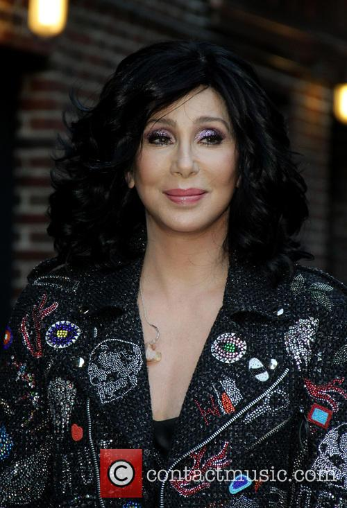 cher late show with david letterman 3880238