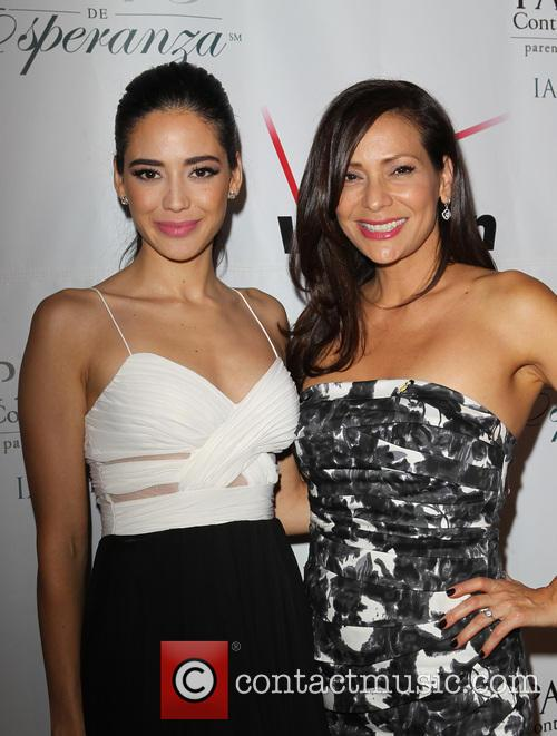 Edy Ganem and Constance Marie 10