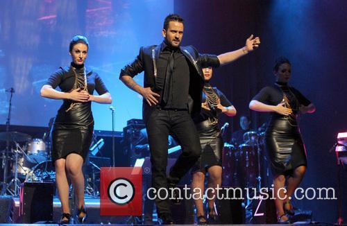 """""""KOMPAZ"""" Manuel Gutierrez, Club Nokia LA Live"""
