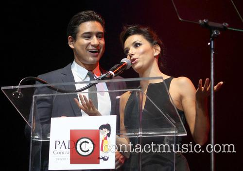 Mario Lopez and Eva Longoria 4