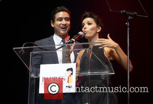 Mario Lopez and Eva Longoria 10