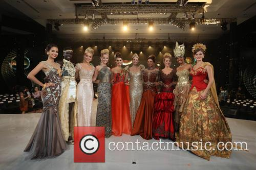 Miss Phillippines, Miss South Sudan, Miss England (kirsty Heselwood), Miss Usa, Miss Cyprus, Miss Italy, Miss France, Miss Brazil, Miss Cameroon and Miss Ukraine 1