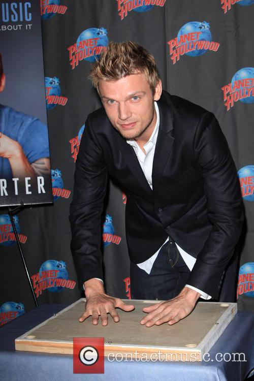 Nick Carter, Planet Hollywood Times Square, Planet Hollywood