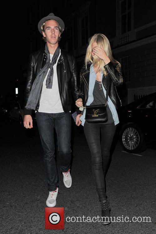 Poppy Delevingne and James Cook 3