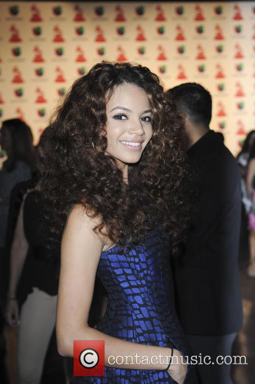 Latin Grammy Awards and Leslie Grace 5