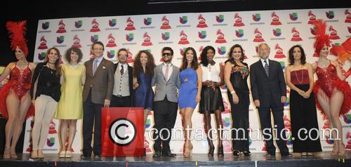 Latin Grammy Awards and Presenters 2