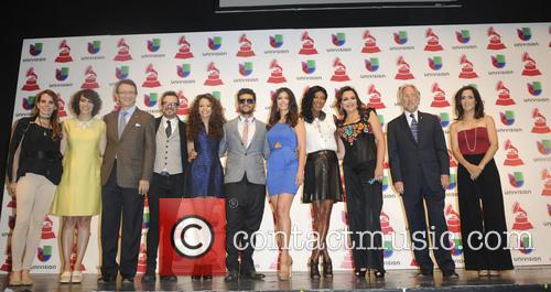 Latin Grammy Awards and Presenters 11