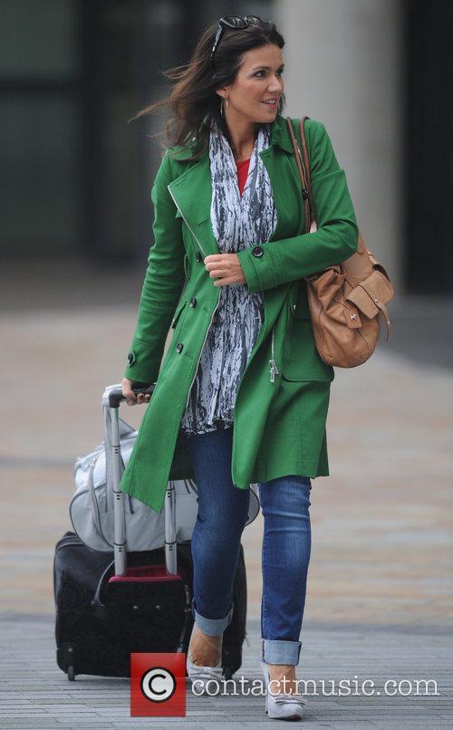 Susanna Reid Media City Manchester