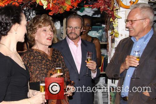 Bebe Neuwirth, Fran Weissler, Barry Weissler and Walter Bobbie 2