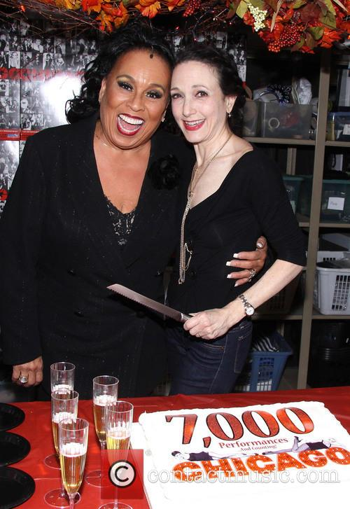 Roz Ryan and Bebe Neuwirth 1