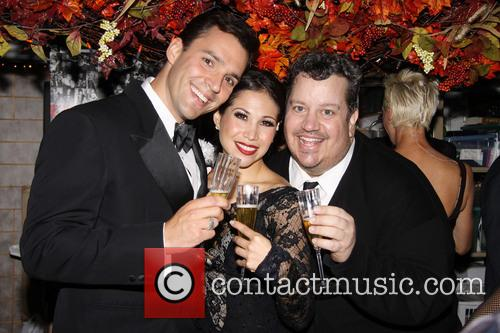 Ryan Silverman, Bianca Marroquin and Paul C. Vogt 2