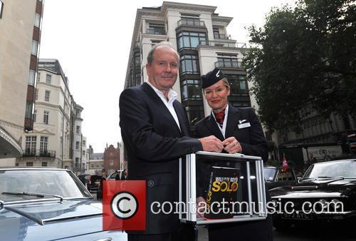 William Boyd and Bond 10